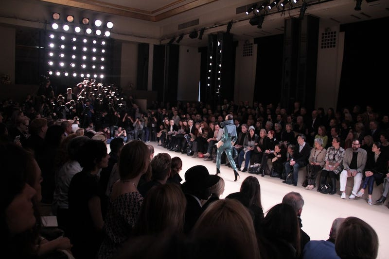 A Runway View of Paris Fashion Week 2012