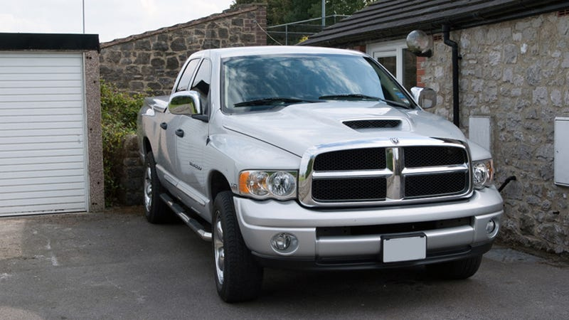 How Big Is A Dodge Ram, Really?