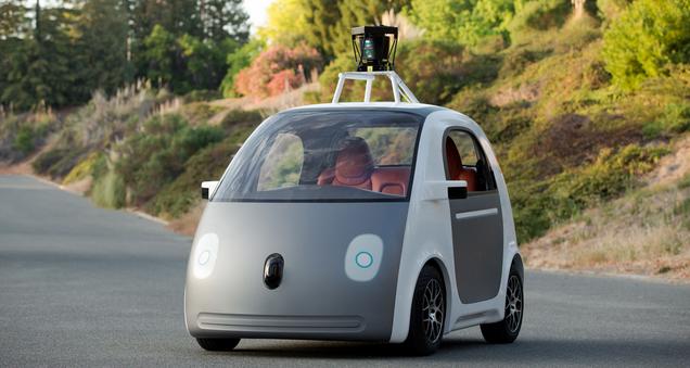 Bu Safer Çünkü Google'ın Özerk Araba Speed Programlı mı