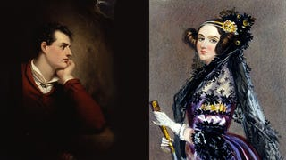 How Lord Byron's Scandals Led Ada Lovelace To Become A Mathematician