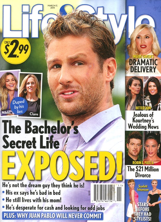 This Week in Tabloids: Ellen and Portia to Drop Divorce Bombshell