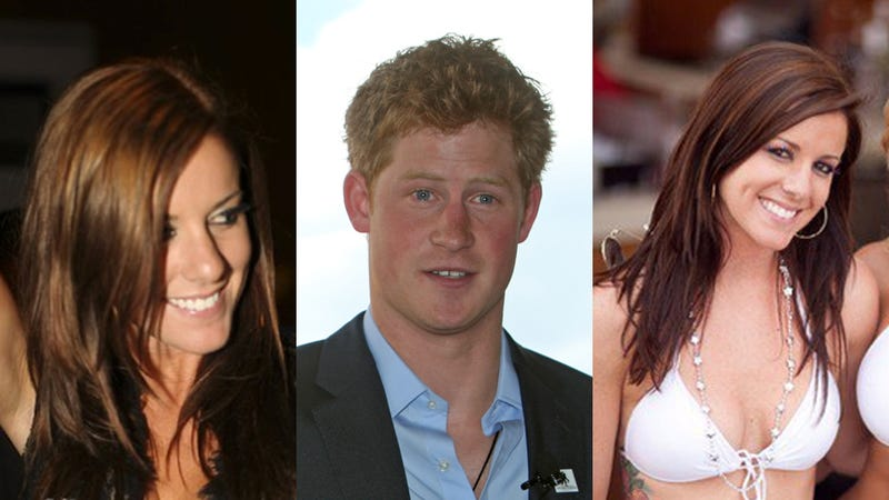 Despite Photo, Cocktail Waitress Denies Dating Prince Harry