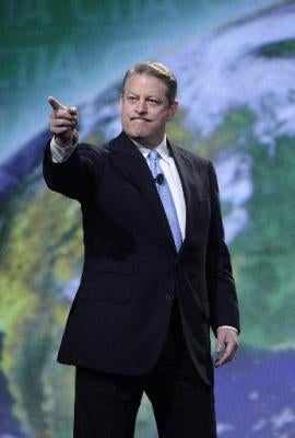 Al Gore May Smooch North Korea to Save Jailed Journalists