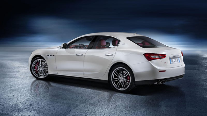 What's A Maserati Ghibli? Jalopnik Answers America's Google Searches