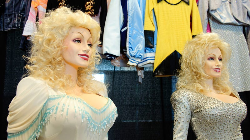 Hello Dolly (Parton's Amazing Costumes Through the Years)