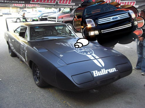 Remember That Badass Bullrun Daytona? It's Been Replaced With A Fusion