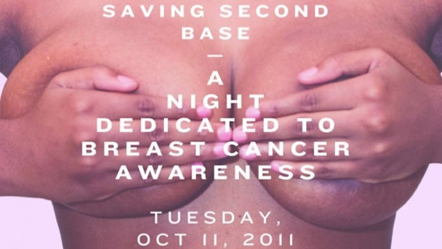 """Saving Second Base"" Campaign Sexes Up Breast Cancer (Again)"