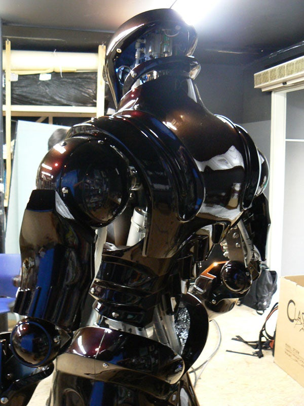 Type02: Secret Son of Darth Vader and C-3PO can Rip Your Head Off