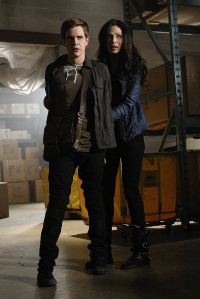 "Promo images from Warehouse 13 episode 3.09, ""Shadows"""