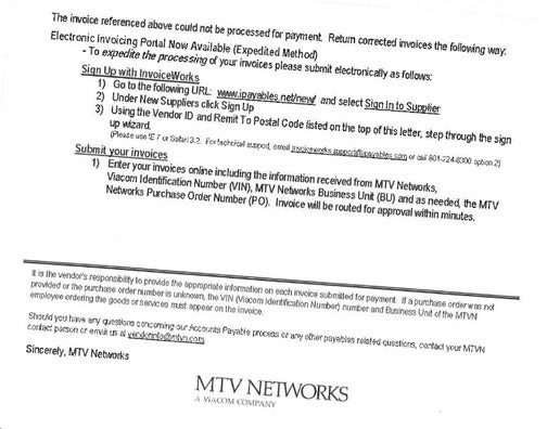 Viacom Has 22 Reasons Not to Pay You