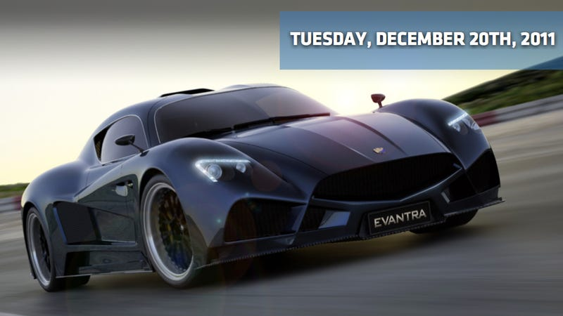 2013 Hyundai Genesis Coupe, F&M Evantra, and Mitt Romney's spooky Mormon car dream