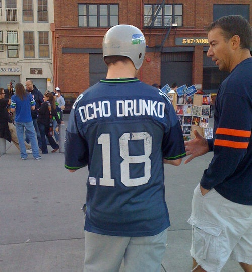 The Best (Or Worst?) Customized Jerseys Of The Year