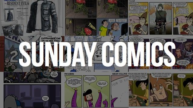 Sunday Comics: Born to Kill