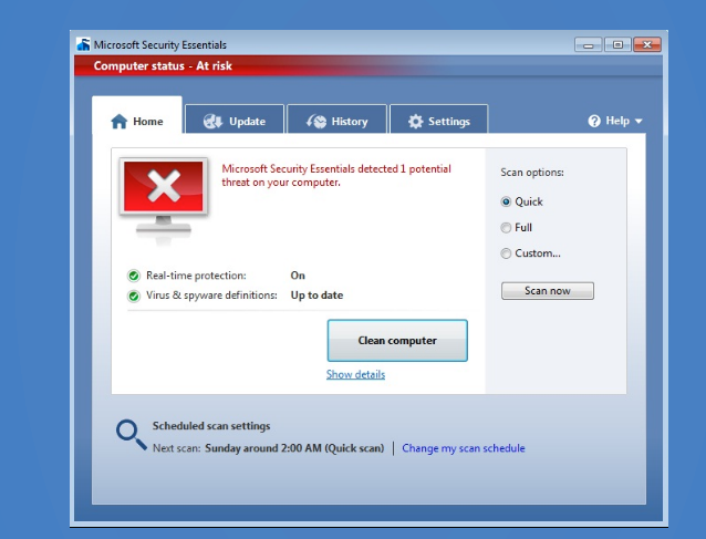 Microsoft Security Essentials Antivirus Software (Codename: Morro) Available on June 23rd