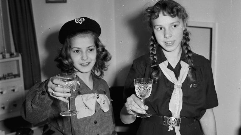 10 Badass Moments in Girl Scout History