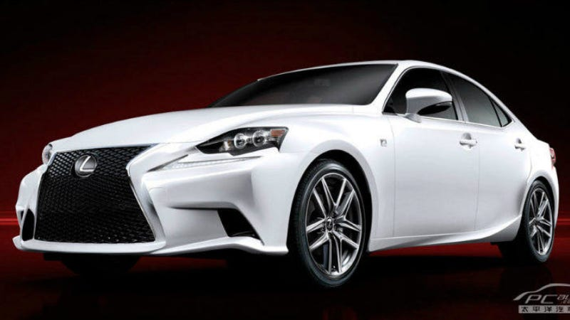 2014 Lexus IS: This Is It