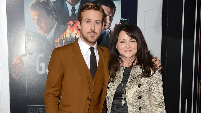 Ryan Gosling's Mom Invents Fun New Twist on 'Walk of Shame'; Wears Her Son's Girlfriend's Clothes Around Town