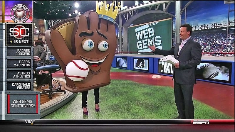 Baseball Tonight Is Proud To Introduce The Instrument Of Your Death