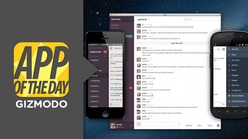 Android Apps of the Week: Slack, Dots and More