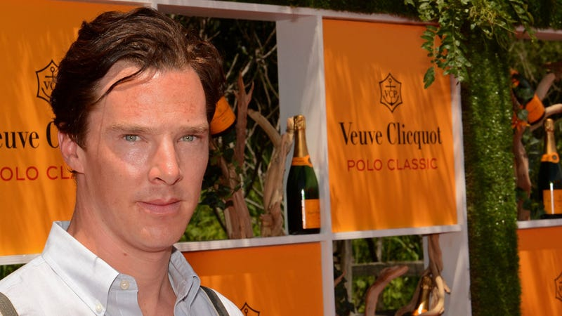Benedict Cumberbatch Will Drink Champagne and Watch Polo, But He Will Not Enjoy It