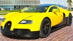 A 'P***y Magnet' Yellow Veyron, Dodge Avenger Not Yet Dead, And The Rocketman Is Dead