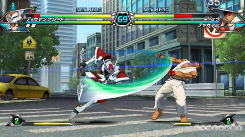 Tatsunoko vs Capcom Gets A New Character