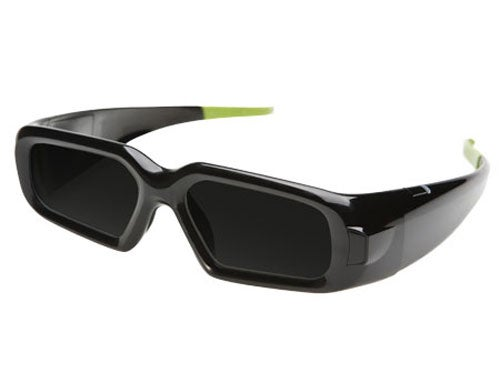 Geforce 3D Vision Glasses Review: I Can See Forever