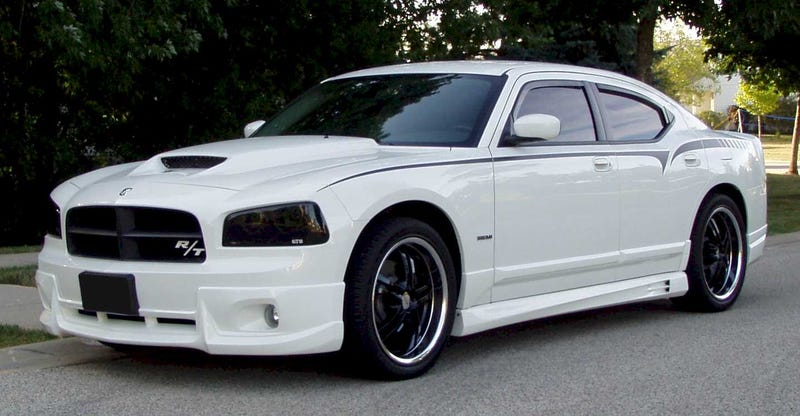 The Dodge Charger R/T