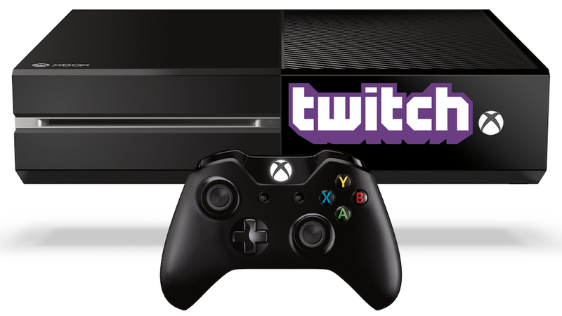 The Xbox One Can Stream Games Via Twitch Starting In March [UPDATE]