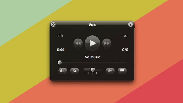 Vox Is a Minimalist Music Player and Converter for Mac OS X