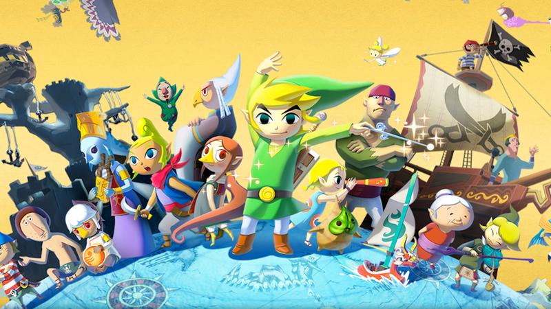 You Won't Believe How Many Little Changes Are In Zelda: Wind Waker HD