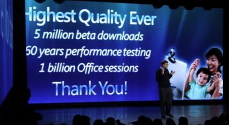 Windows Vista in Numbers