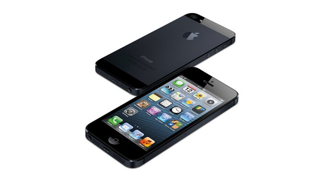 Bloomberg: iPhone 5 'Shortage' a Result of New Ultra-Thin Display