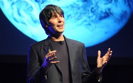 Brian Cox says time travel is easy! Well, kinda.