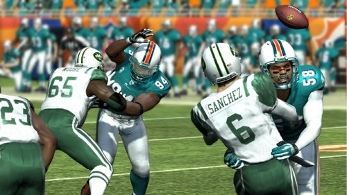 Madden NFL Shows Us Eight from the AFC