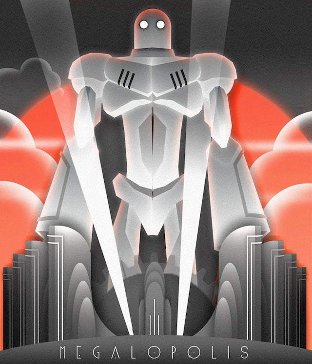 Retro Propaganda Posters from the Robot Uprising