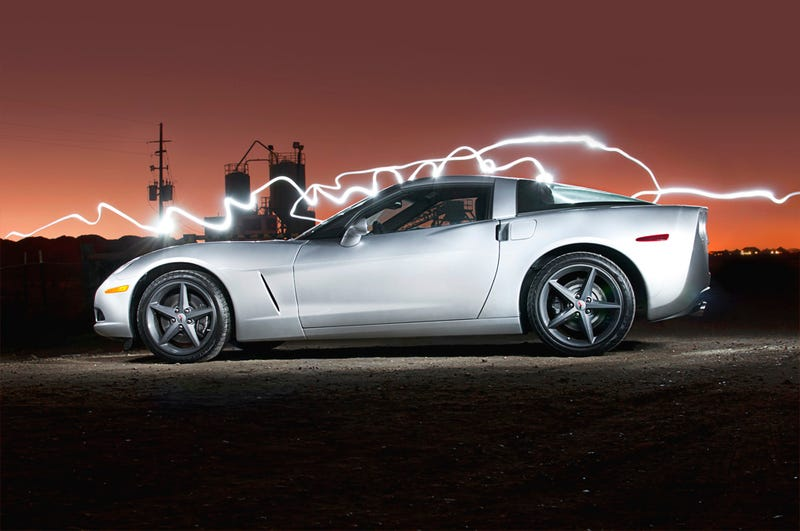 Your Ridiculously Cool Corvette Wallpaper Is Here
