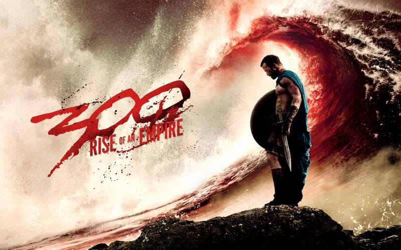 300: Rise of an Empire - What's not to like?! :p