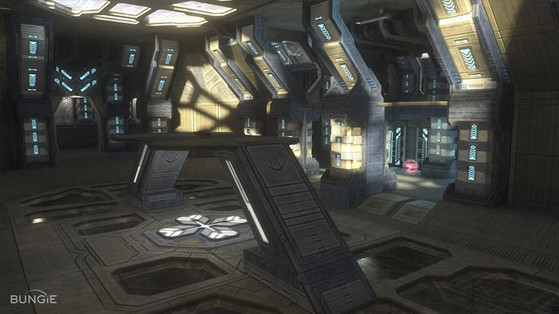 A Look At ODST's Halo 3 Maps