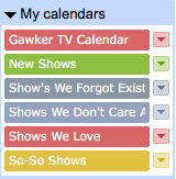 Our Google Calendar Is Full of Your Favorite Returning TV Shows