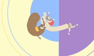 The Story Of A Disgustingly Cute Video Game
