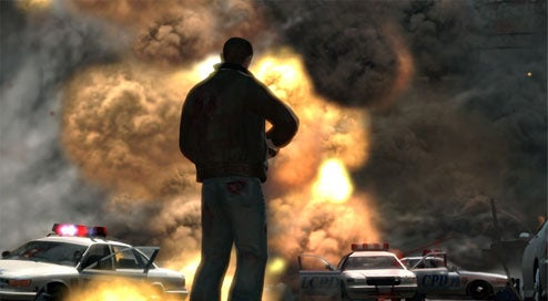 "Rockstar: Sorry, No Grand Theft Auto ""V"" In 2009"