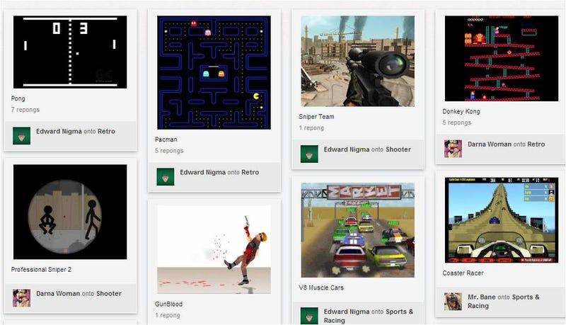 Pong.com, la web de juegos flash que ha enganchado al creador de Atari
