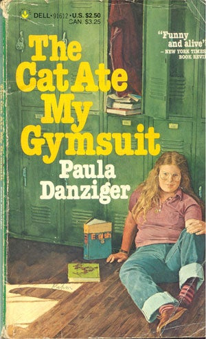 The Cat Ate My Gymsuit: A Pocket Full Of Orange Pits