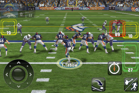 Racing, Football, Sims Headline EA's Mobile Catalog