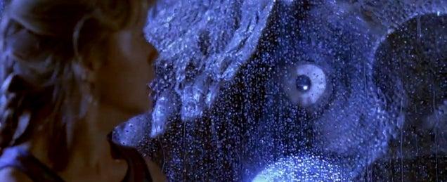 Godzilla trailer's audio track matches Jurassic Park perfectly