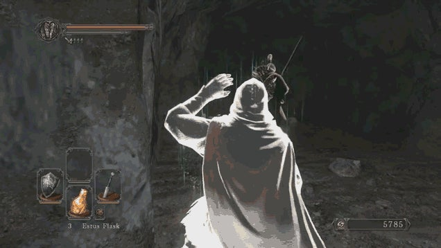 The Latest In Dark Souls II Trolling