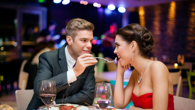 Romantic Valentine's Day Meal Can Be Yours for the Low Cost of $93,300