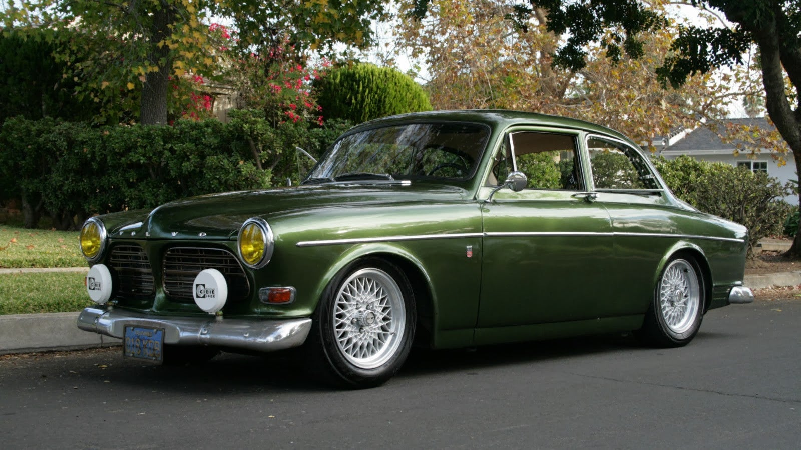 This Volvo Amazon Is A 300 Hp Sr20det Sm 246 Rg 229 Sbord Of Awesome