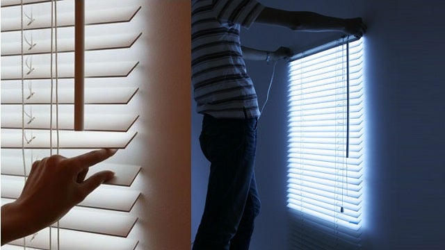With Blinds Like These, Who Needs Windows?